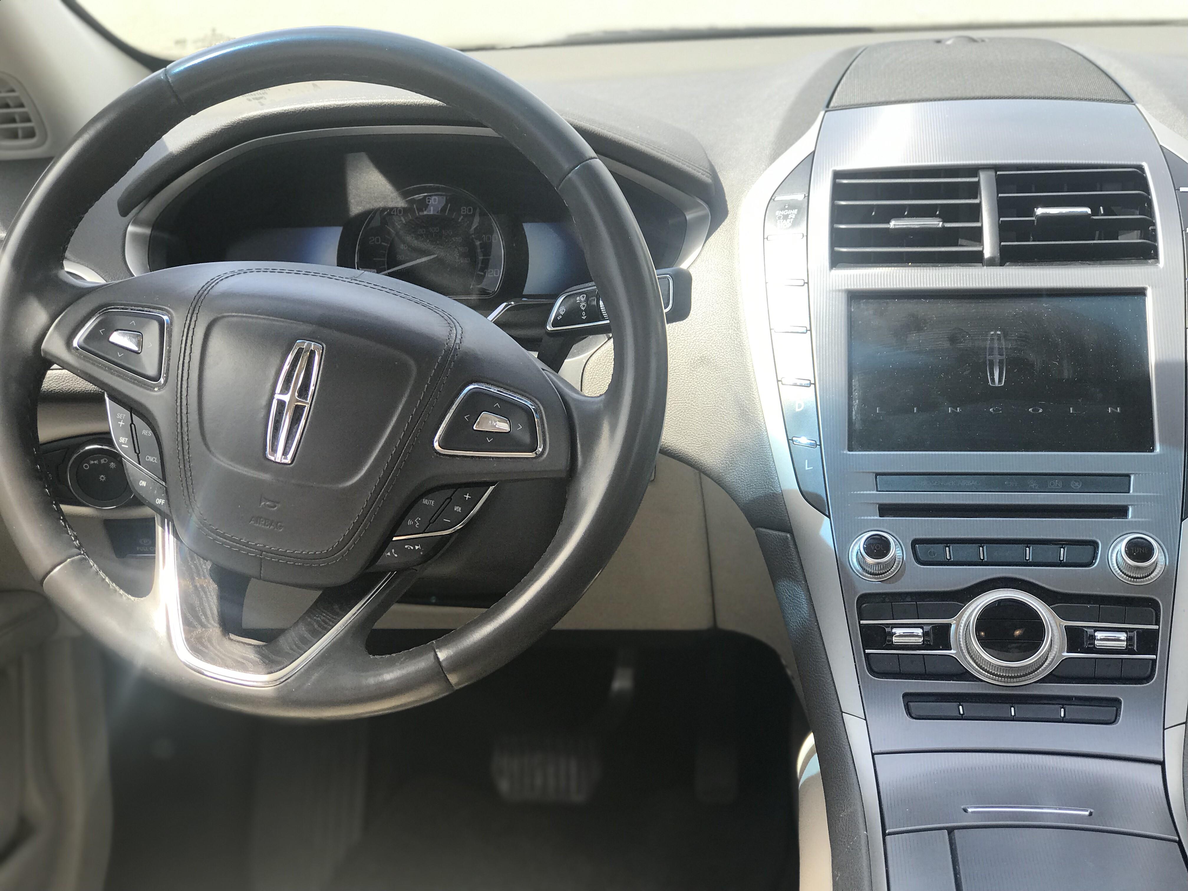 Kia Of Wilmington >> Lincoln MKZ Hybrid